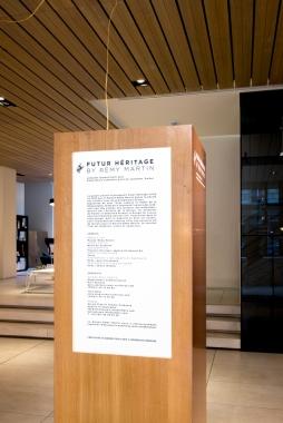 Rémy Martin, expo Futur Héritage #2