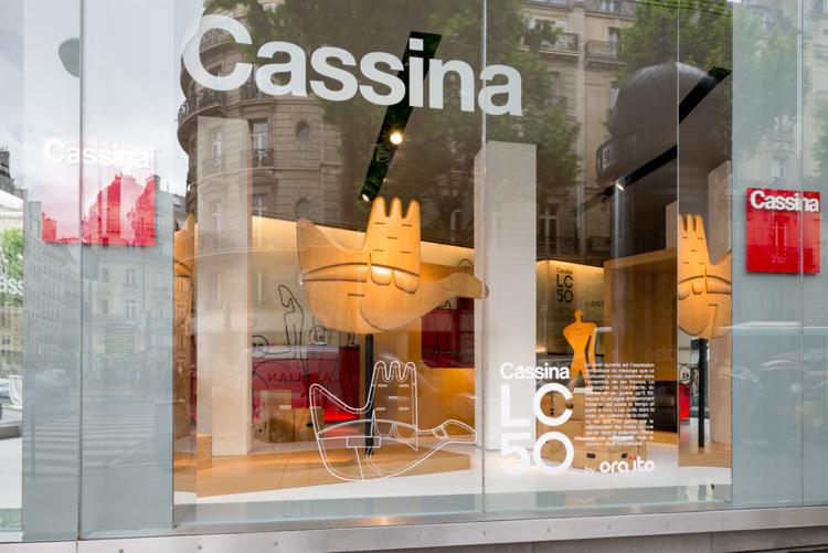 Cassina, designer's days 2015
